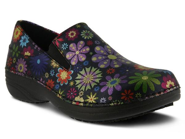 Spring Step Manila Flower - Women's Slip-On Shoe