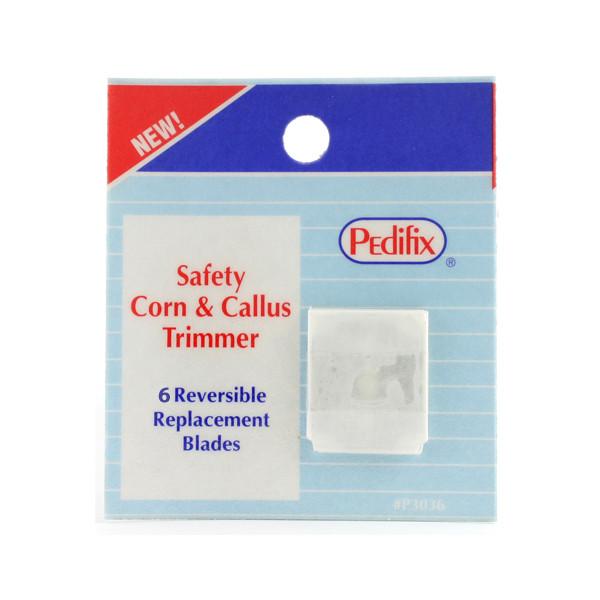 PediFix - Pedi-Quick Safety Corn & Callus Removal Trimmer Blades