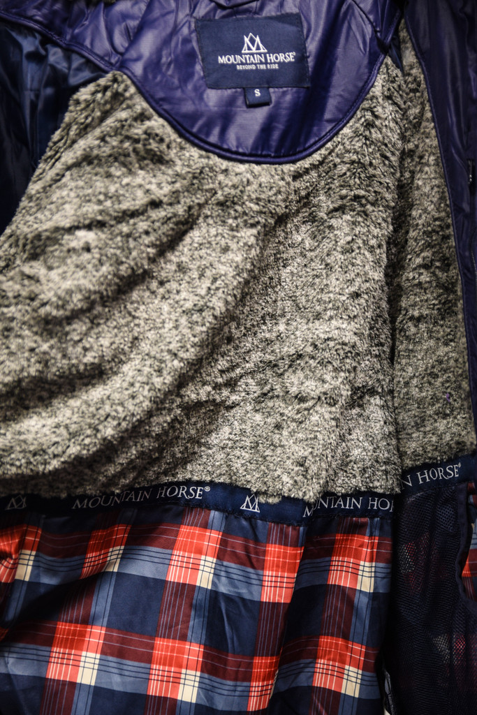 Super soft and cozy lining.