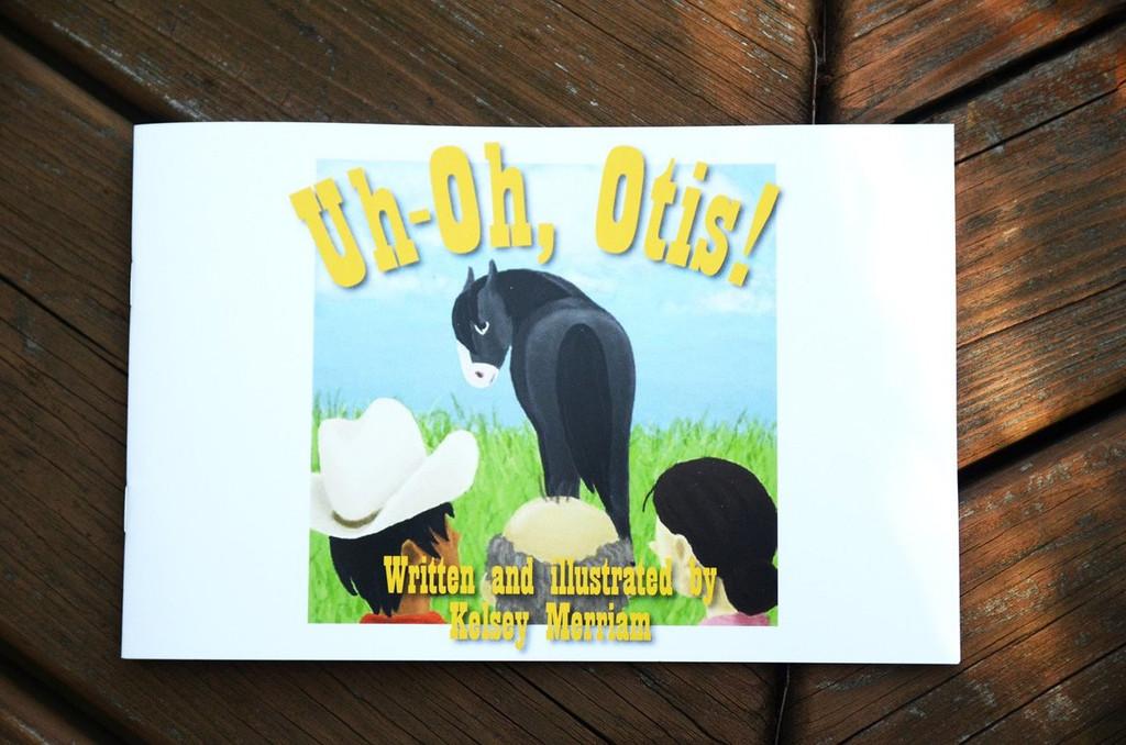 Uh-Oh, Otis! CLOSEOUT SALE