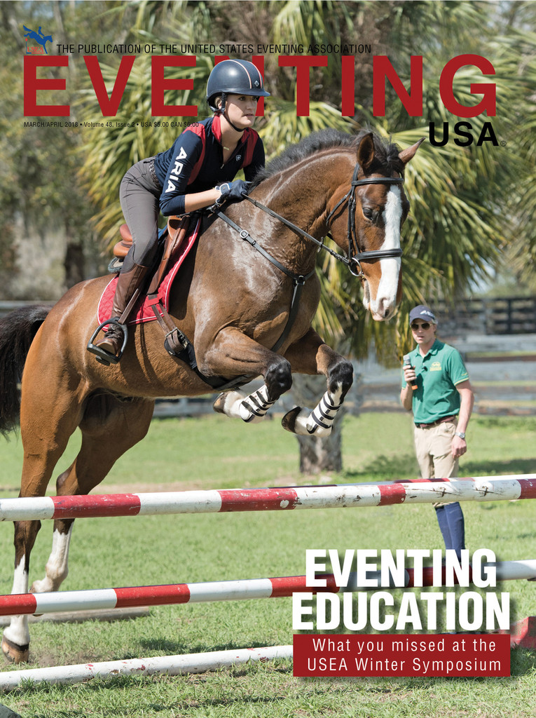 2018 Eventing USA- Issue 2