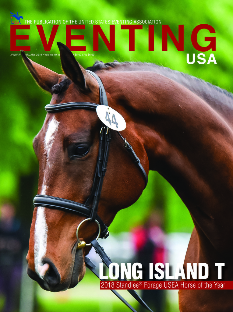 2019 Eventing USA- Issue 1