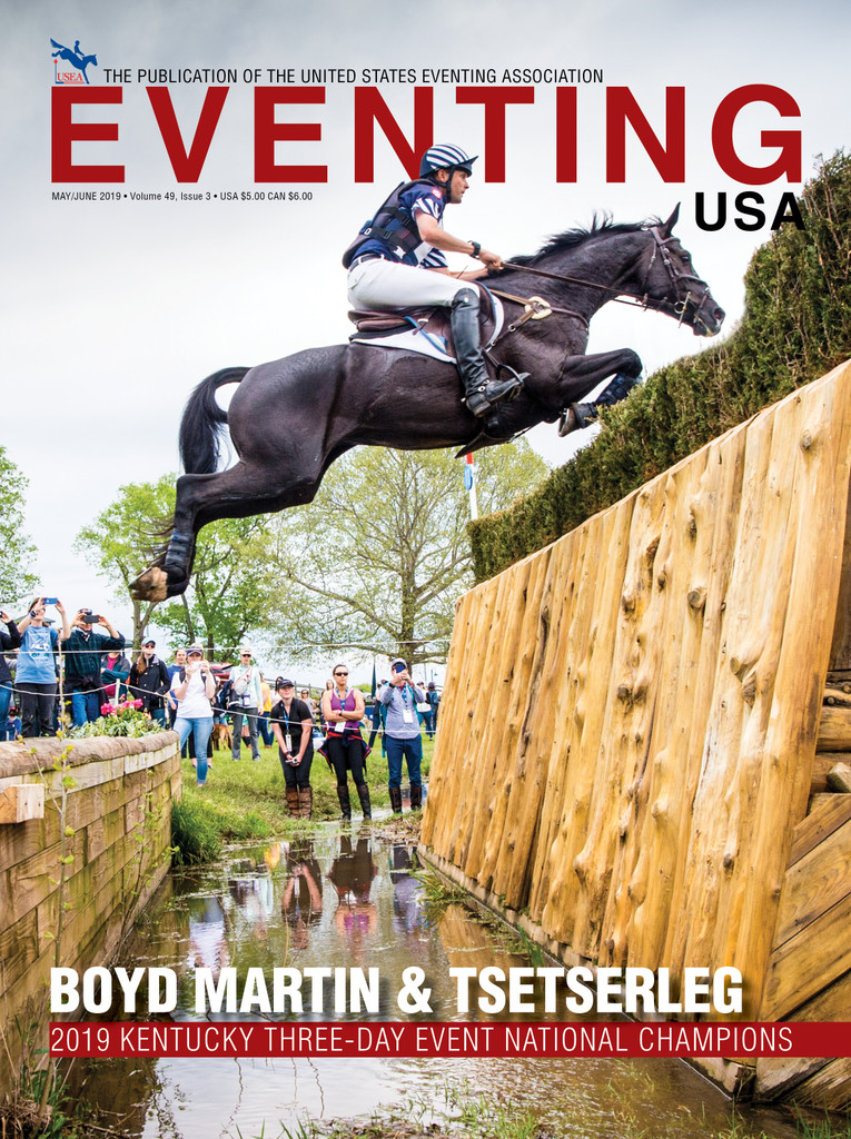 2019 Eventing USA- Issue 3