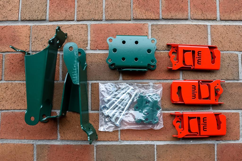 MIMSafe Post and Rail Kit