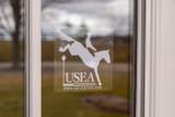USEA Window Cling