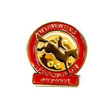 USEA Round Member Pin