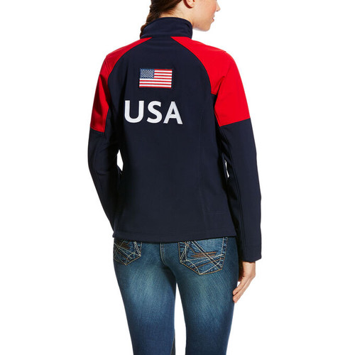 Ariat Global Softshell Jacket