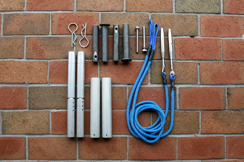 B.E. Reverse Pin Kit - Long Pin