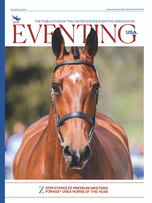 2020 Eventing USA - Issue 1
