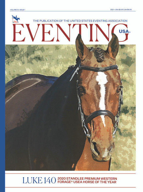 2021 Eventing USA - Issue 1