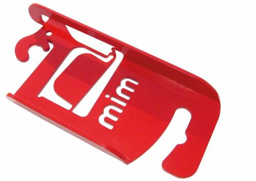Pair of MimSafe Repair Clips - Red