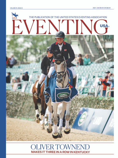 2021 Eventing USA - Issue 2