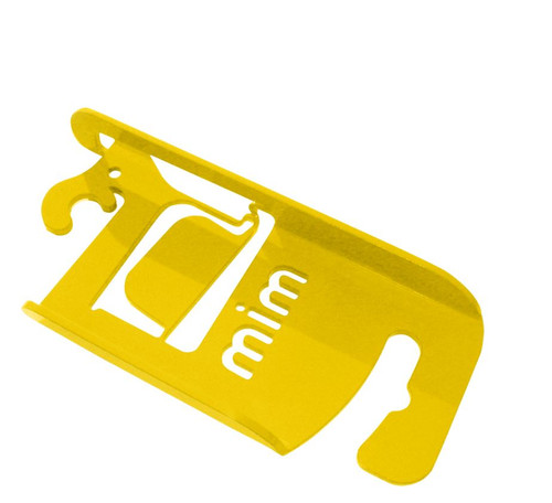 Pair of MimSafe Repair Clips - Yellow