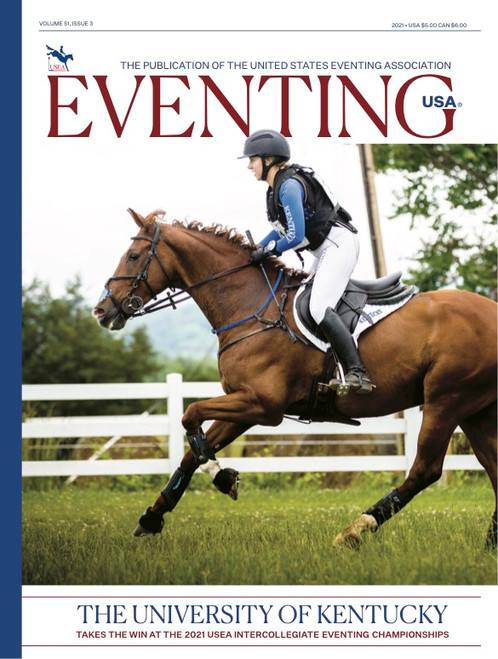 2021 Eventing USA - Issue 3