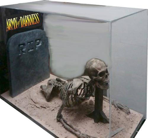 Army of Darkness Original Prop Skeleton