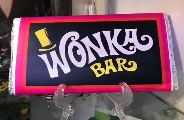 Wonka Bar Prop Replica