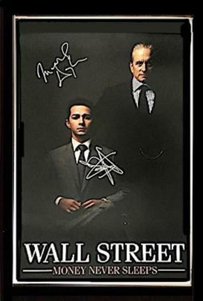 "Wall Street ""Money Never Sleeps"""