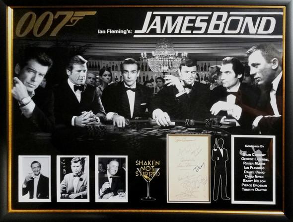 Ian Flemmings - James Bond