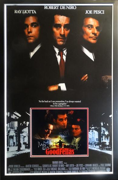 Goodfellas signed photo