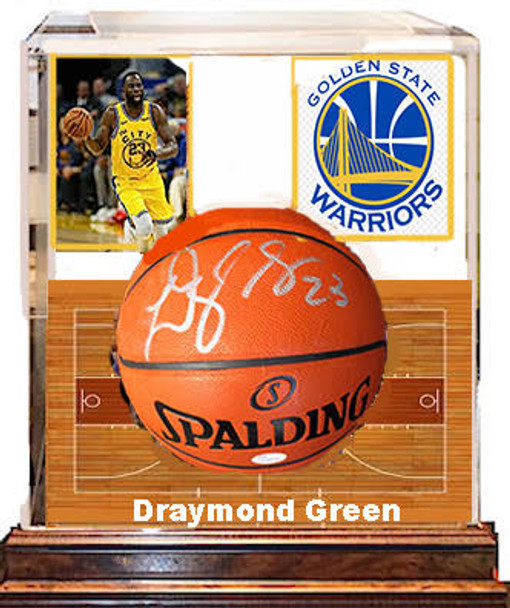 Draymond Green Autographed basketball