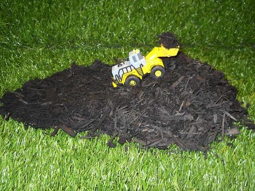 Black Pine Mulch