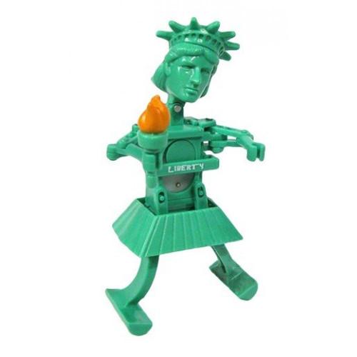 Statue of Liberty Noggin Bop Wind Up