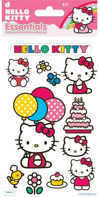 Hello Kitty Essentials Stickers 1 Sheet