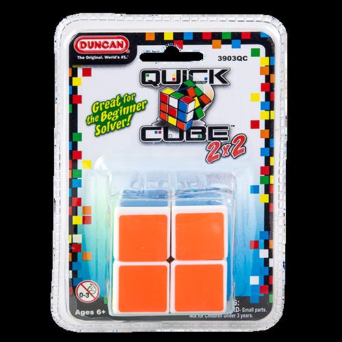 Duncan Toys Quick Cube 2x2 Puzzle