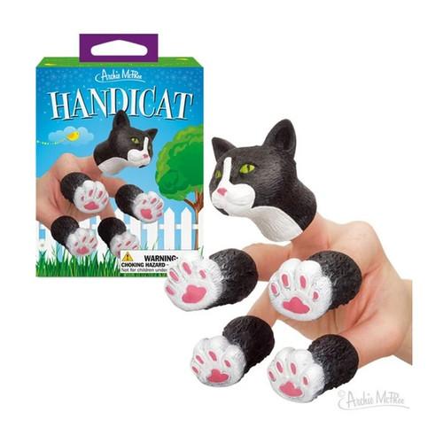 Handicat Cat Hand Puppet