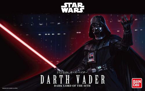 Darth Vader Star Wars Bandai Model Kit