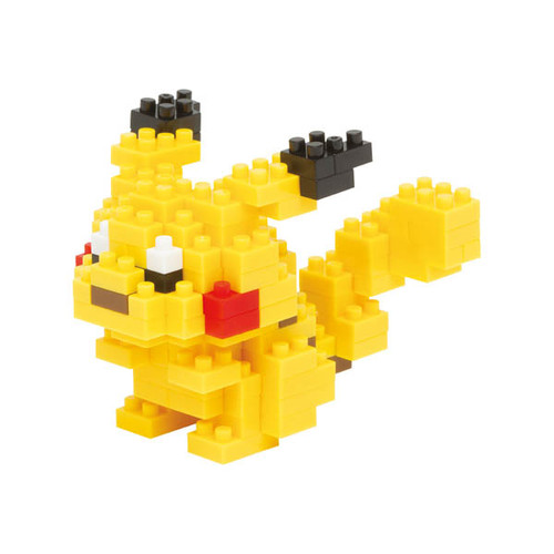 Nanoblock Pokemon Pikachu 001 Building Kit