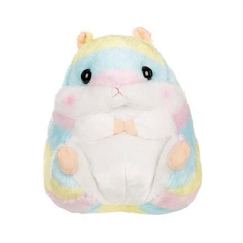 Rainbow Hamster Amuse 13.5 in Plush