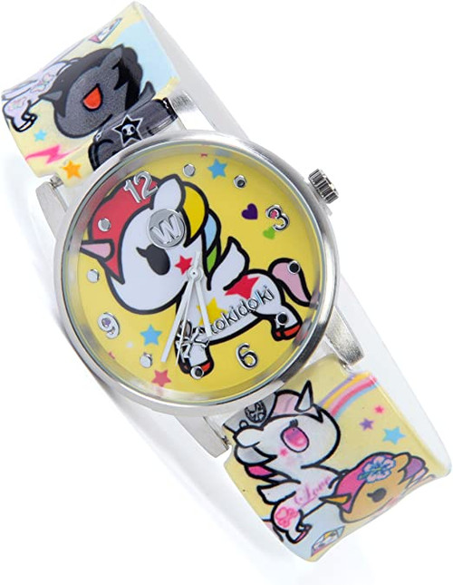 tokidoki Snap On Watch Unicorno