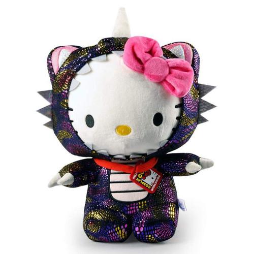 Hello Kitty Cosmos Kaiju Cosplay Plush