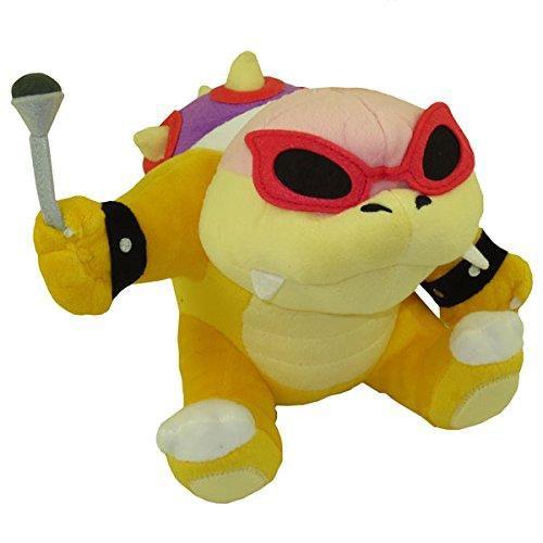 Roy Koopa Super Mario 6 in Plush