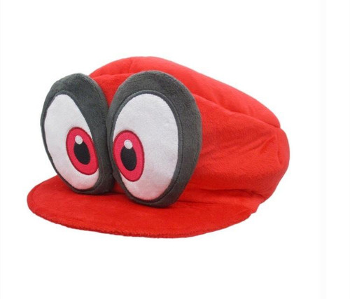 Cappy Super Mario Plush Hat