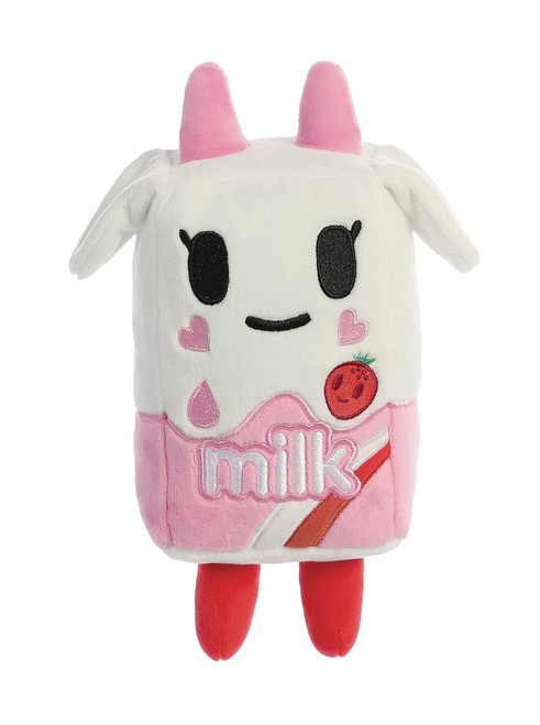 tokidoki Strawberry Milk 7.5 in Plush