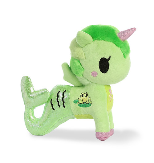 tokidoki Mermicorno Lilypad 7.5 in Plush