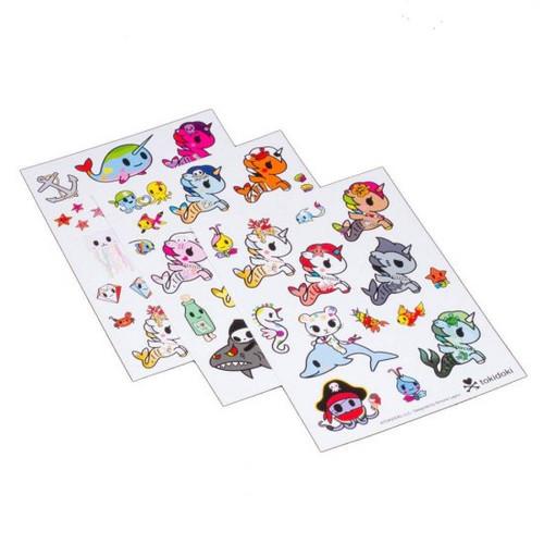 tokidoki Tech Sticker Set