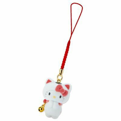 Hello Kitty Maneki Neko Costume Mascot Charm