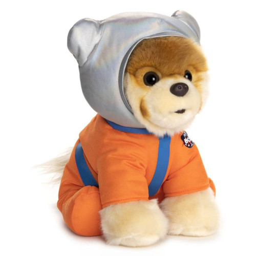 Boo the Dog Astronaut Plush