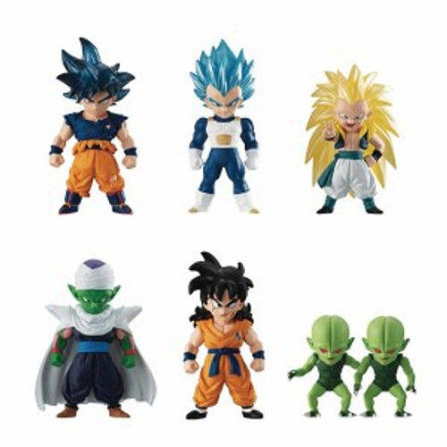 Dragon Ball Super Adverge Volume 11 Mini Figure Blind Box