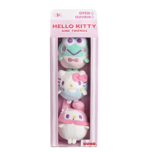 Hello Kitty Milk Carton Collectors Plush