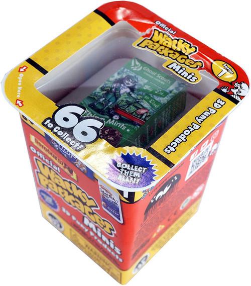 Wacky Packages Minis Surprise Box 3D Minis