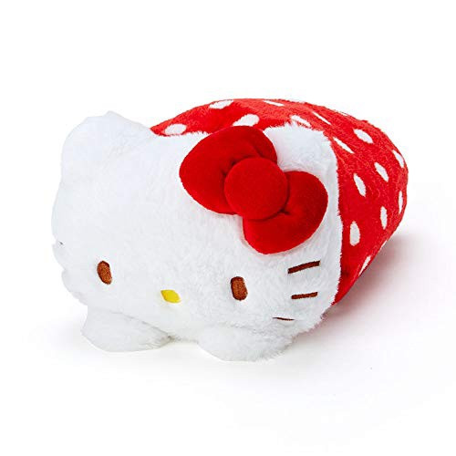 Hello Kitty Blanket and Soft Plush Case
