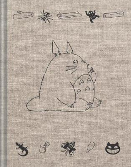 My Neighbor Totoro Sketch Journal