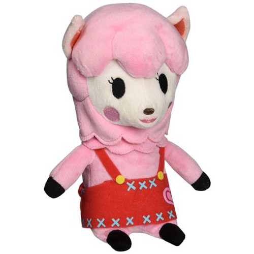 "Reese Animal Crossing 8"" Plush"