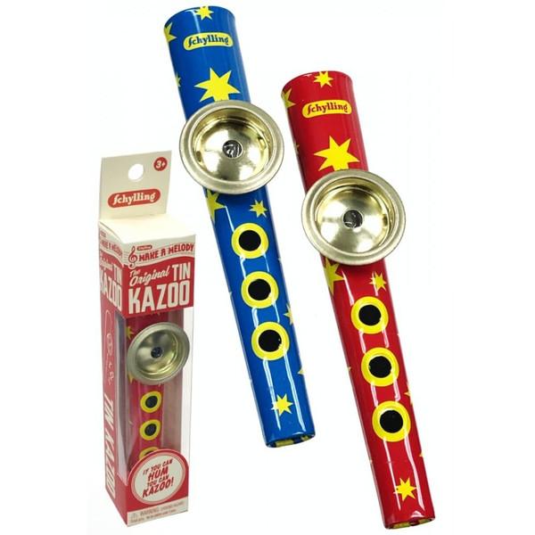 The Original Tin Kazoo Boxed
