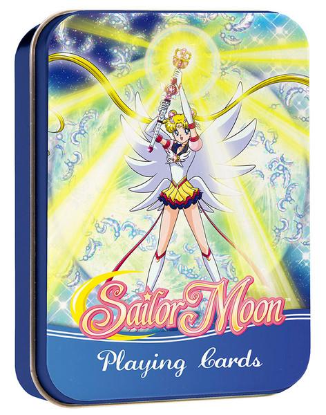Sailor Moon Playing Cards SailorMoon Toei Animation