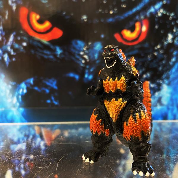 Classic Godzilla Blind Bag Surprise Assorted Series 1